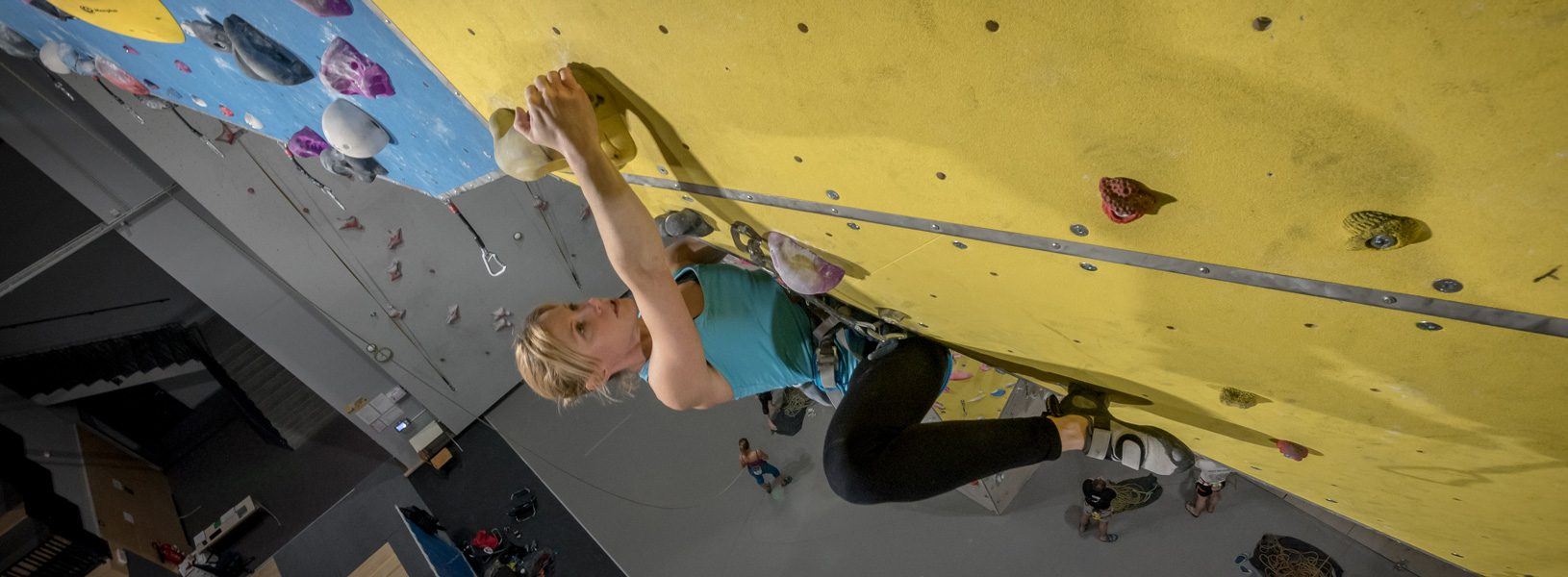 Plezanje za odrasle Plezalni center Celej