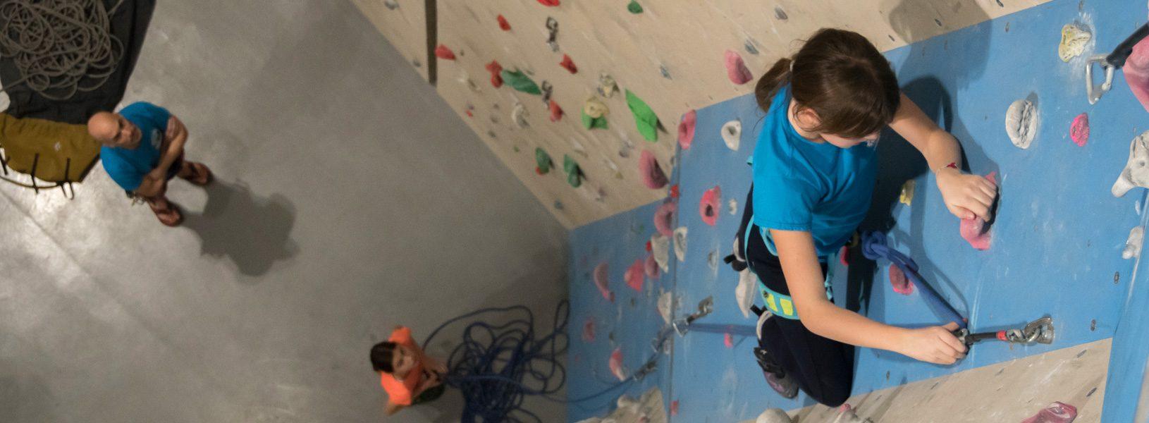 Plezalna šola za otroke Celje