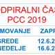 PCC zaradi tekmovnaja ZAPRT