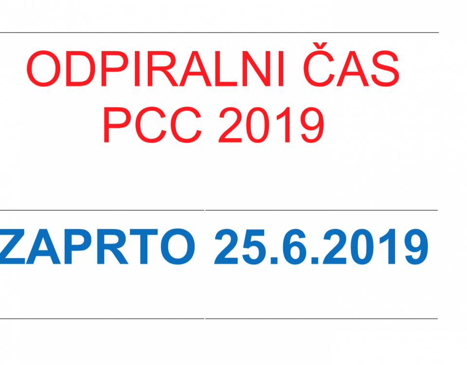25-6-2019 ZAPRTO