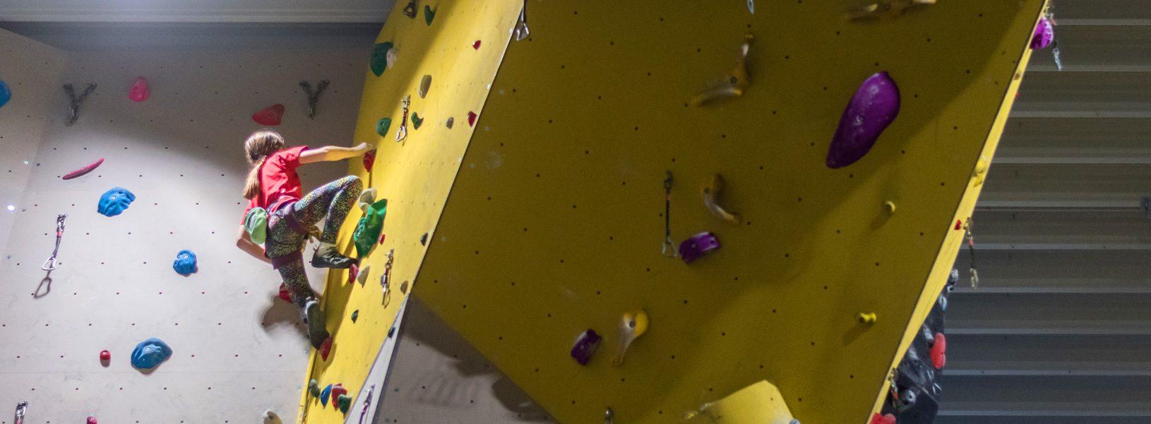 Plezanje za otroke Plezalni center Celje
